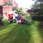 Kensington and Chelsea garden maintenance