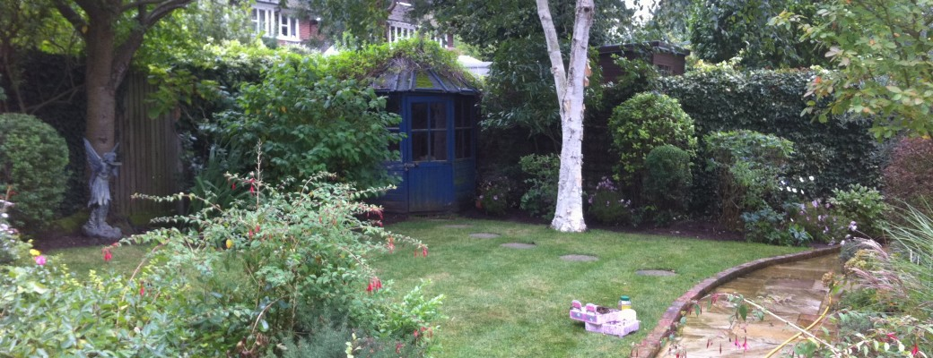East Sheen gardening and garden maintenance service