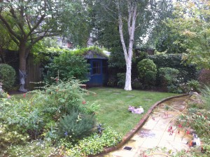 East sheen gardening services